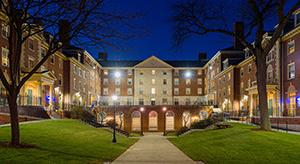 Brown University-Residence Hall Renovations