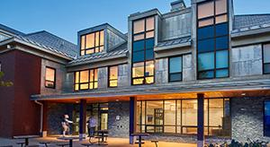 Champlain College-New Residential Quadrangle