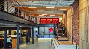 Shawmut Design + Construction Headquarters