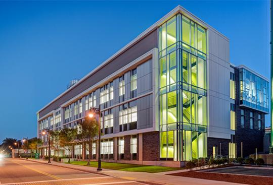 Fitchburg State University-The Antonucci Science Complex