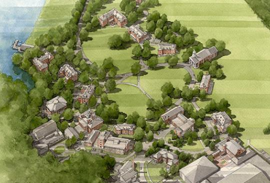 Middlesex School-Residential Master Plan and Residence Hall Renovations