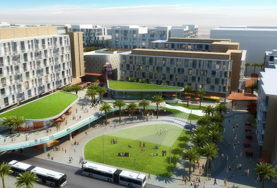 Masdar City Etihad Eco-Residences