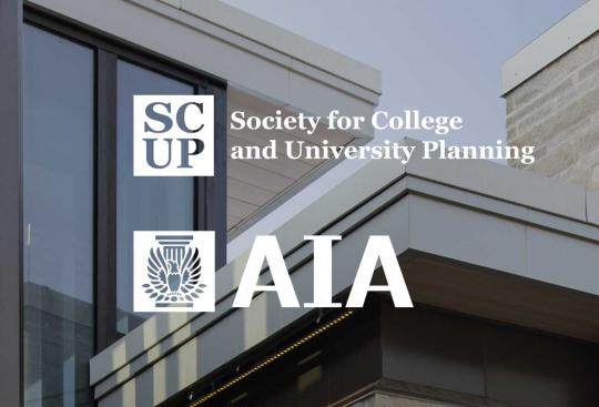 Western Dining Commons Wins SCUP/AIA-CAE Merit Award