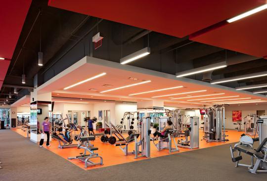 New Balance Fitness Center