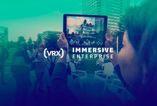 CBT Presents at VRX VR/AR Immersive Enterprise Conference