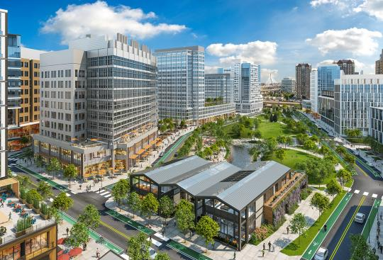 Cambridge Crossing Master Plan
