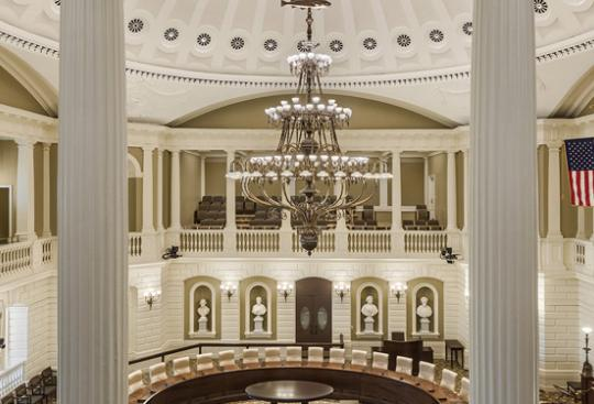 State Senate Chamber Garners Four Additional Awards