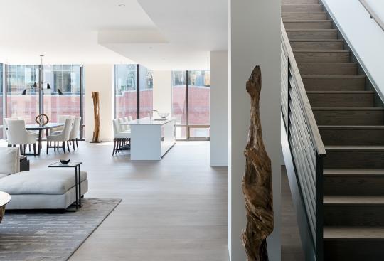 10 Farnsworth - Interiors