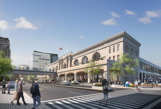 Commonwealth Pier
