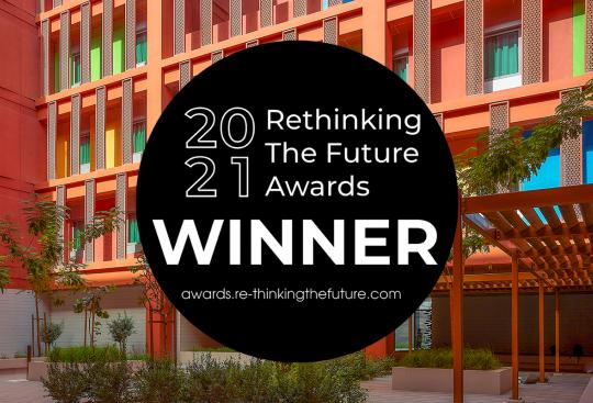 CBT Wins Two Rethinking the Future Awards!