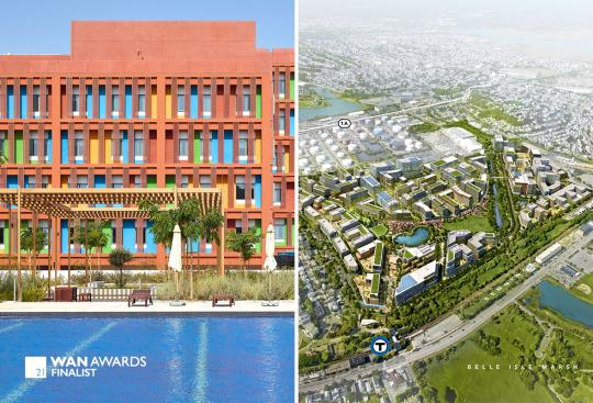 Two CBT Projects Shortlisted to 2021 WAN Awards
