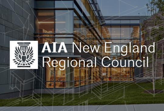 Woburn Library Wins AIA New England Design Award