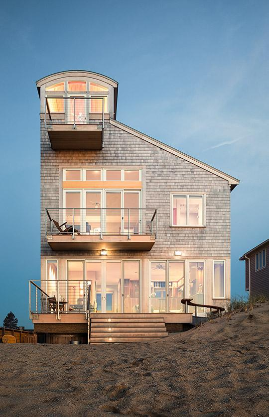 Private Residence Plum Island
