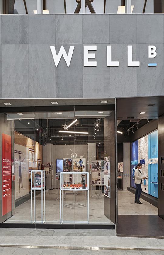 Well-B Innovation Center