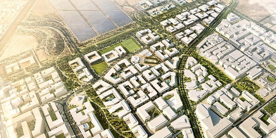 Masdar City Phase II Master Plan
