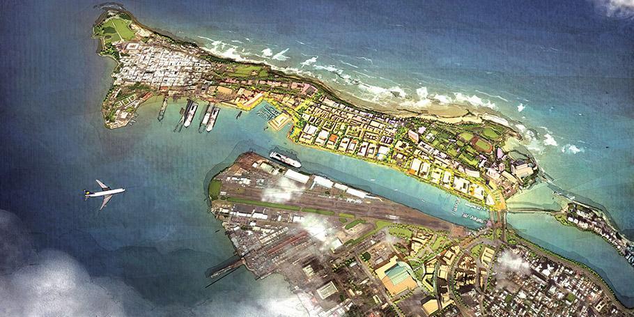 San Juan Waterfront