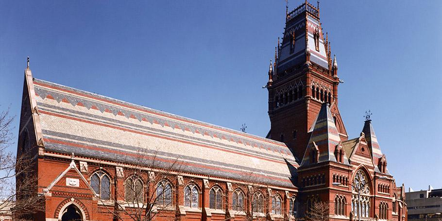Harvard University-Memorial Hall Tower