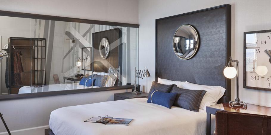 Harbor Court Hotel Honored with IIDA New England Award
