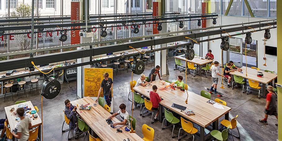 The Fessenden School-Ciongoli Center for Innovation