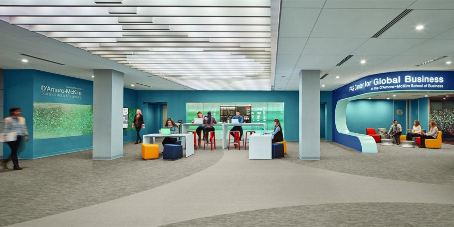 Northeastern University-D'Amore McKim School of Business, FAS Center for Global Business