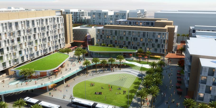 Masdar City Etihad Eco-Residences