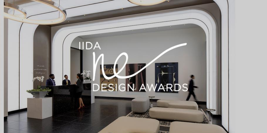 Pierce Boston Awarded Best Residential Multi-Unit Design at IIDA Awards