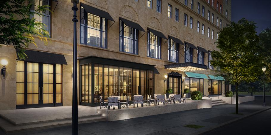 The Newbury Hotel (formerly Taj Boston)