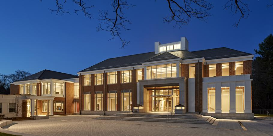 Middlesex School-Bass Pavilion for the Arts and the Danoff Visual Arts Center