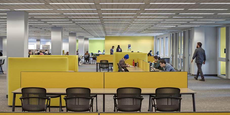 Northeastern University-Snell Experiential Library
