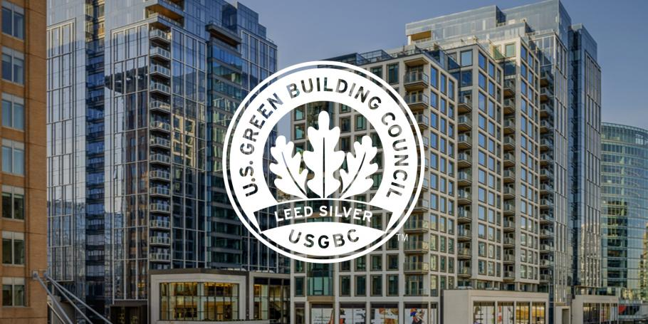 Echelon Seaport Achieves LEED Silver Certification