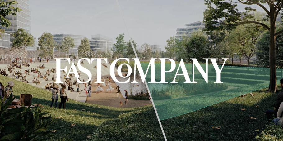 Suffolk Downs Resiliency Strategy Featured in Fast Company